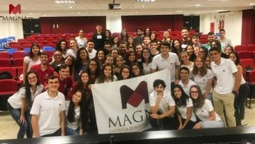 II Processo seletivo da Magna em 2018